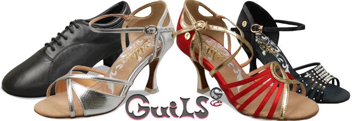 c91e9cd0 Zapatos de baile profesional Guils ADS a precios extraordinarios